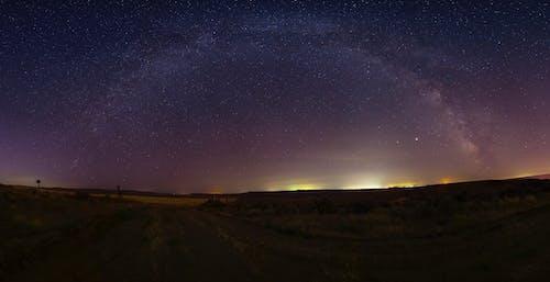 Безкоштовне стокове фото на тему «galaxy, астрономія, Буря, вечір»