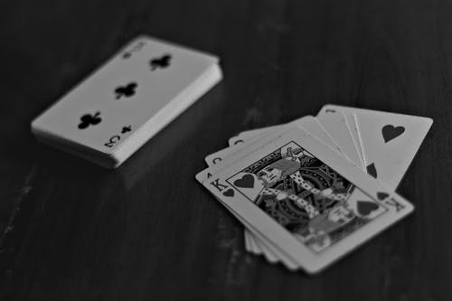 Free stock photo of card game, card trick, cards