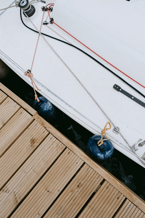 Kostenloses Stock Foto zu ausrüstung, boje, boot, bootfahren