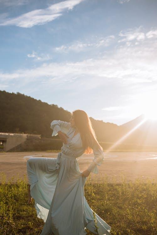 Δωρεάν στοκ φωτογραφιών με ακτίνα ήλιου, Ανατολή ηλίου, αυγή