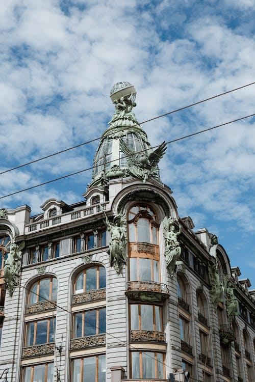 Δωρεάν στοκ φωτογραφιών με art nouveau, nevsky prospekt, spb