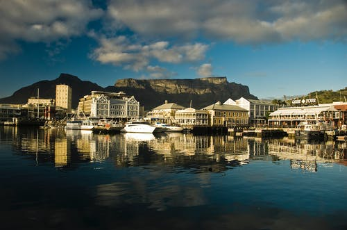 Immagine gratuita di banchina, capo, Città del Capo, cittadina