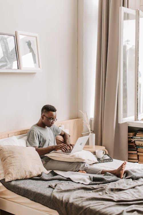 互聯網, 人, 在家工作 的 免費圖庫相片