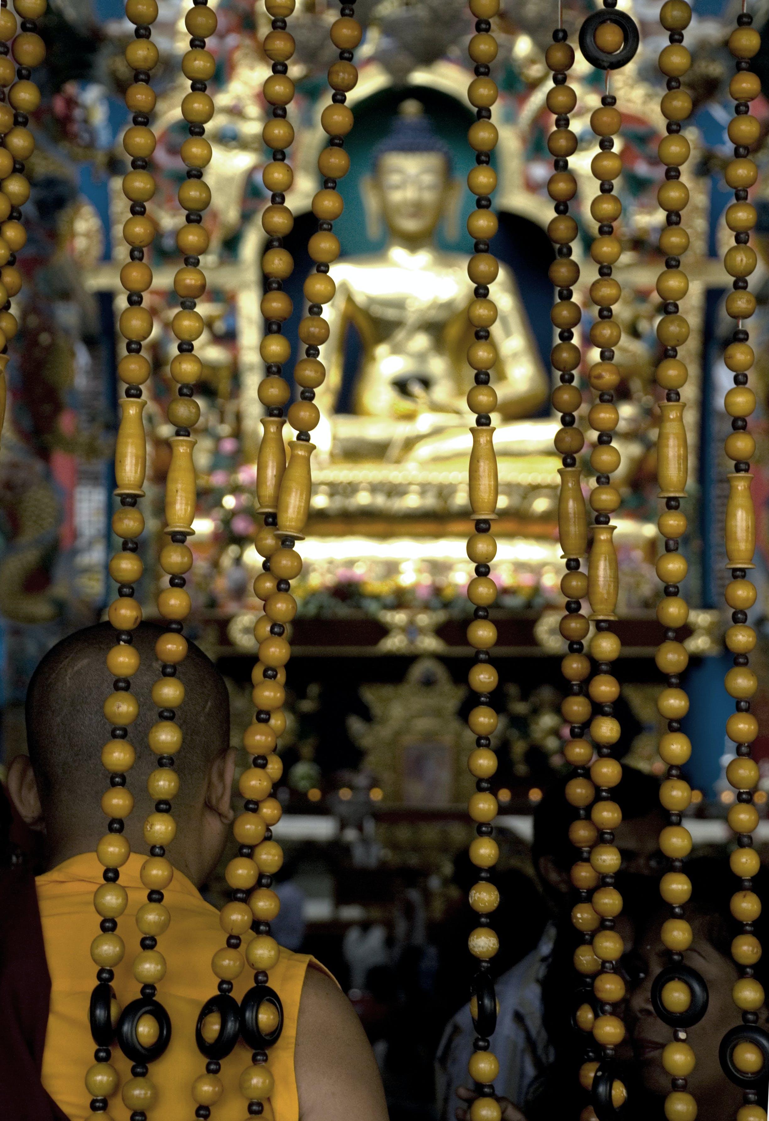 Free stock photo of beads, buddha, Buddhism, god