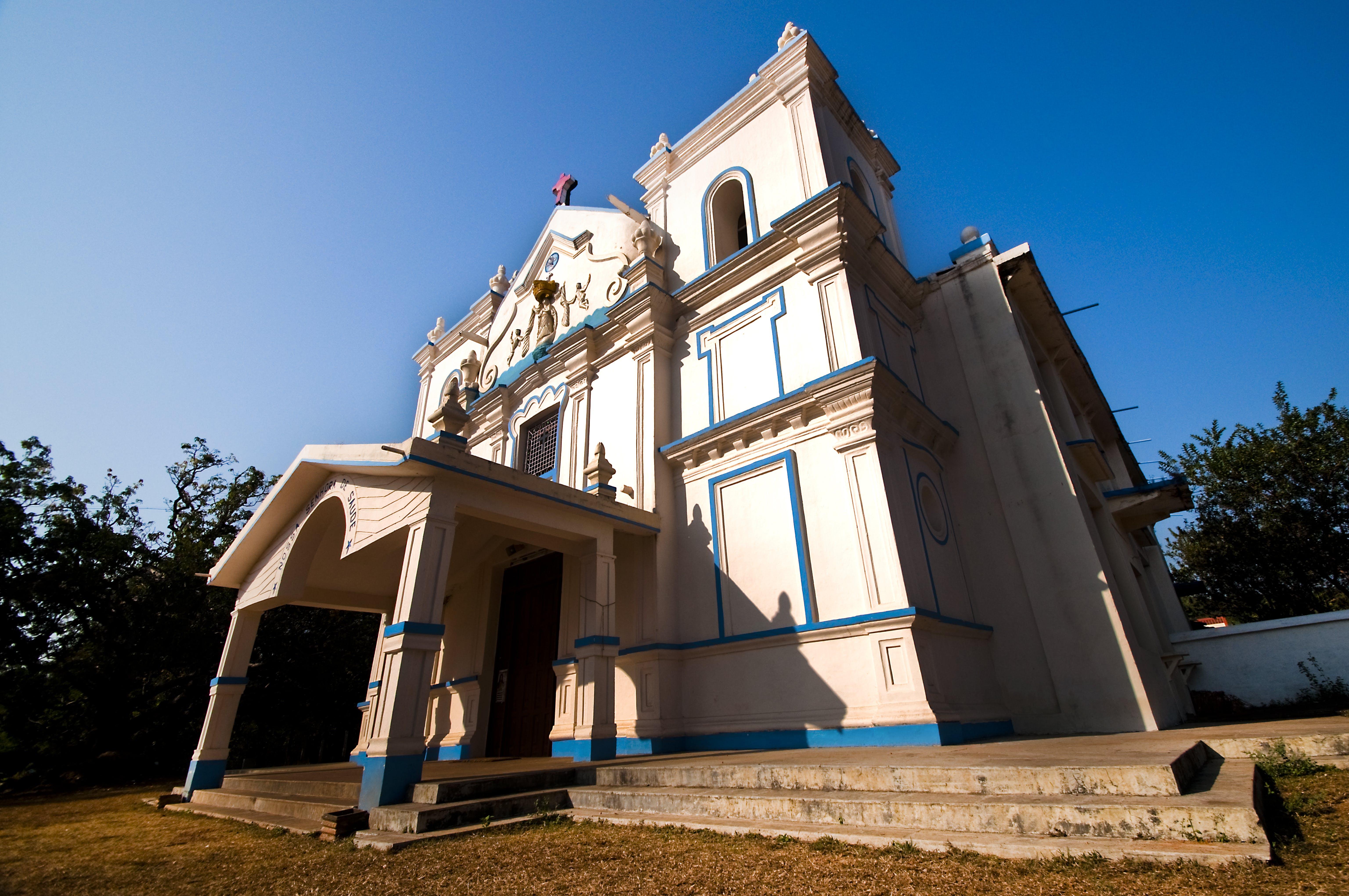 Free stock photo of church, goa, panaji, PANJIM