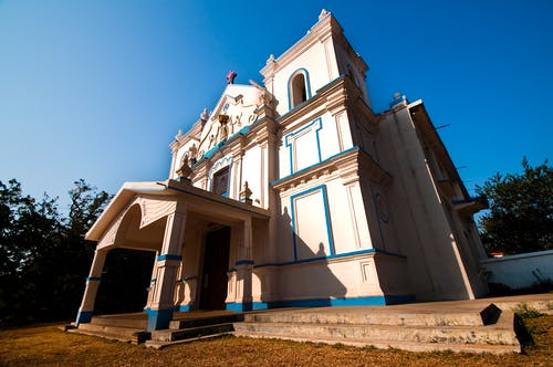 Immagine gratuita di chiesa, goa, panaji, panjim