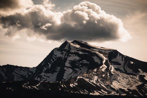 Základová fotografie zdarma na téma cestování, erupce, estetický, hora