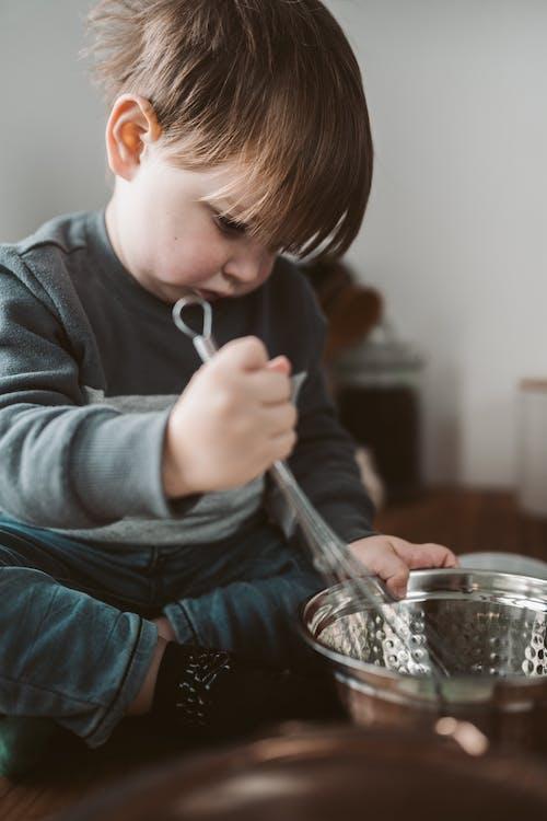 Kostnadsfri bild av bakning, barn, förtjusande