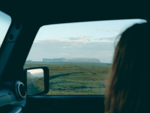 Kostenloses Stock Foto zu abenteuer, auto, draußen, fahrzeugfenster