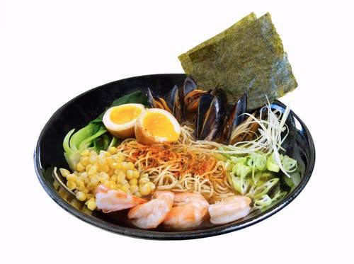 Δωρεάν στοκ φωτογραφιών με ramen noodles, thai, γαρίδα, γεύμα
