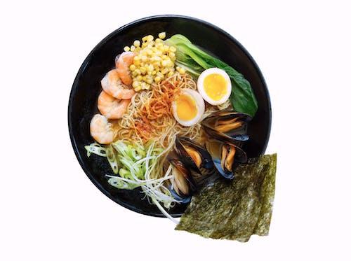 Δωρεάν στοκ φωτογραφιών με ramen noodles, γεύμα, γκουρμέ, δείπνο