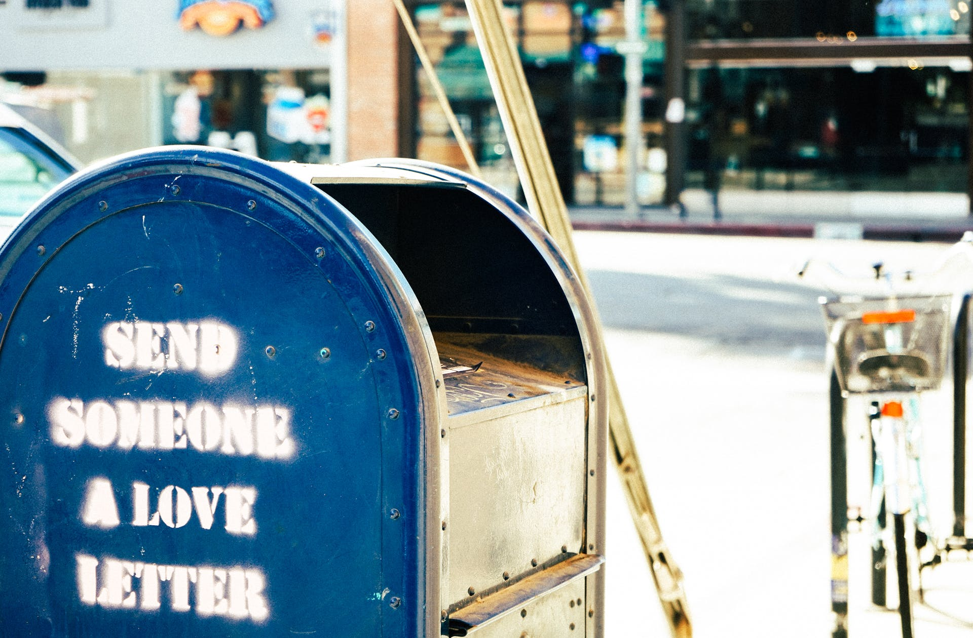 Shallow Focus Photography of Mailbox