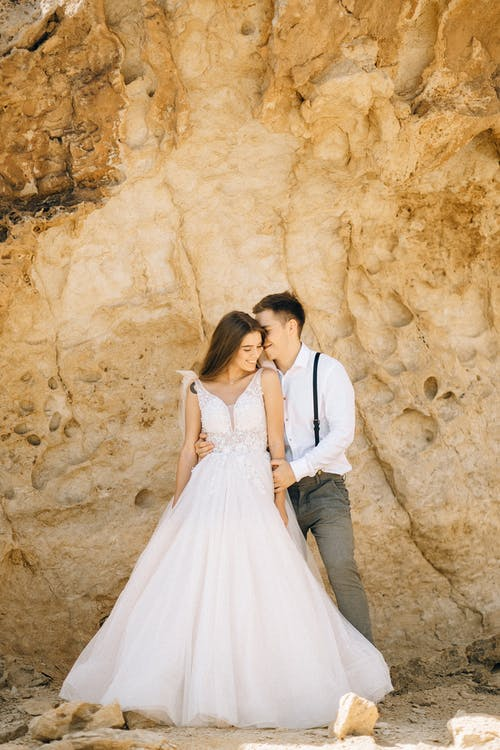 A Couple Prenup Pictorial Outdoors
