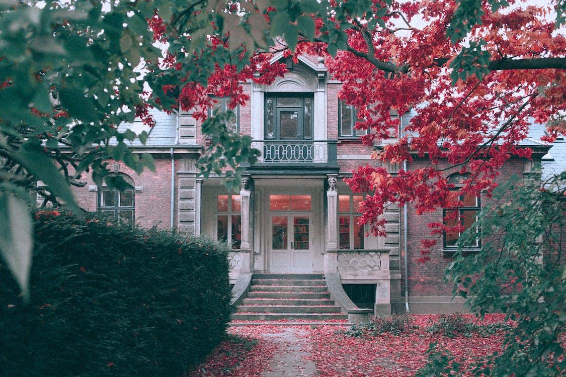 Δωρεάν στοκ φωτογραφιών με αρχιτεκτονική, αρχοντικό, αυλή