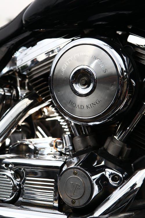 Fotos de stock gratuitas de brillante, harley, motocicleta