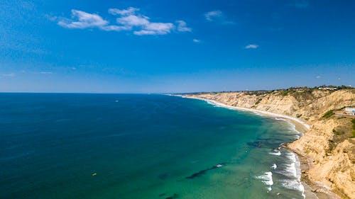 カリフォルニアの海岸の無料の写真素材