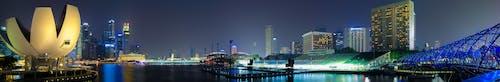 Fotos de stock gratuitas de bahía marina, ciudad, edificio
