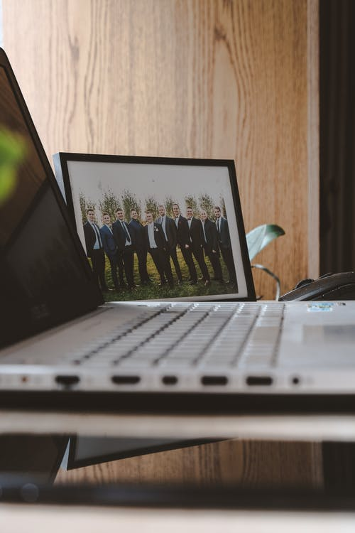Free stock photo of group photo, laptop, picture