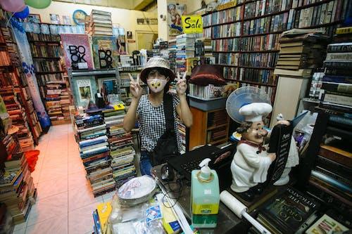 Ingyenes stockfotó álló kép, árukészlet, bevásárlás, csoport témában