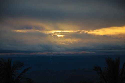 Ingyenes stockfotó alkonyat, este, felhő, fény témában