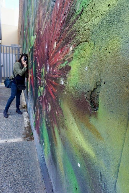 Free stock photo of street art, taking photos, urban city