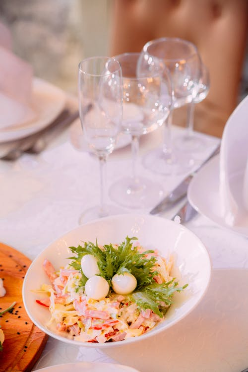 Fotos de stock gratuitas de almuerzo, angulo alto, apetitoso, banquete