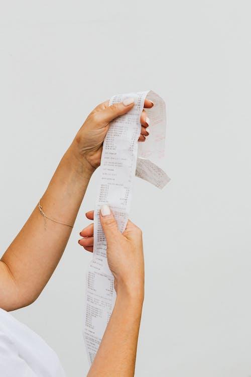 คลังภาพถ่ายฟรี ของ กระดาษ, การดูแลสุขภาพ, การทำให้ผอมบาง