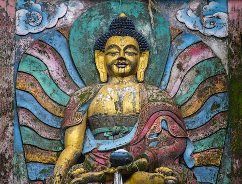 Free stock photo of buddha, buddhism, laughing buddha