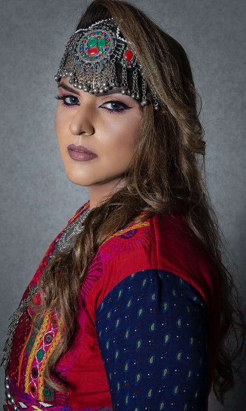 Free stock photo of girl, indian tradition, jewish tradition