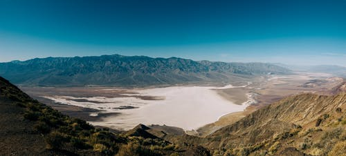 Free stock photo of death valley national park, desert, panorama, view