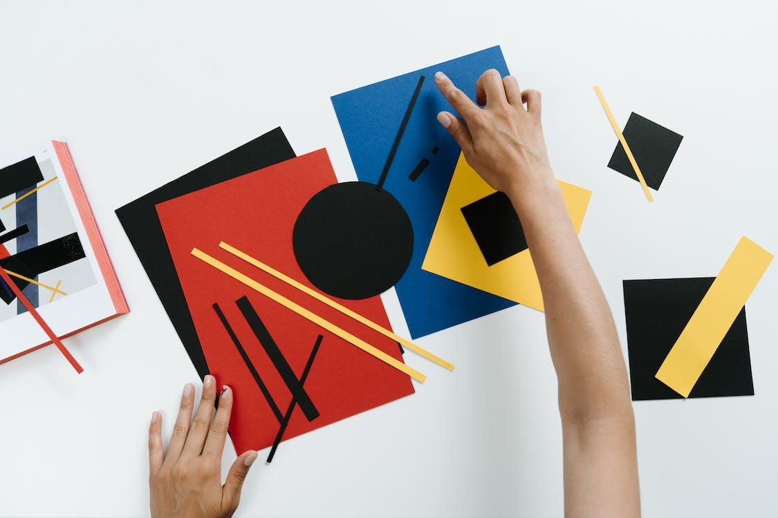 Immagine gratuita di arte moderna, astratto, avanguardia