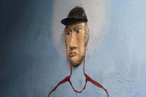 Immagine gratuita di alone, arte di strada, berretto