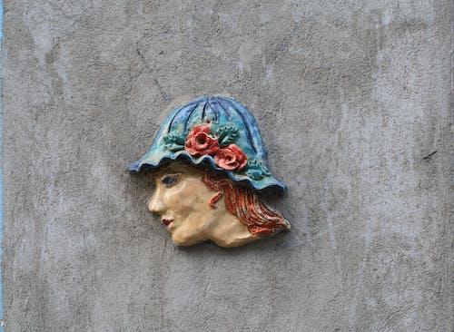 Immagine gratuita di arte di strada, cappello, ceramica