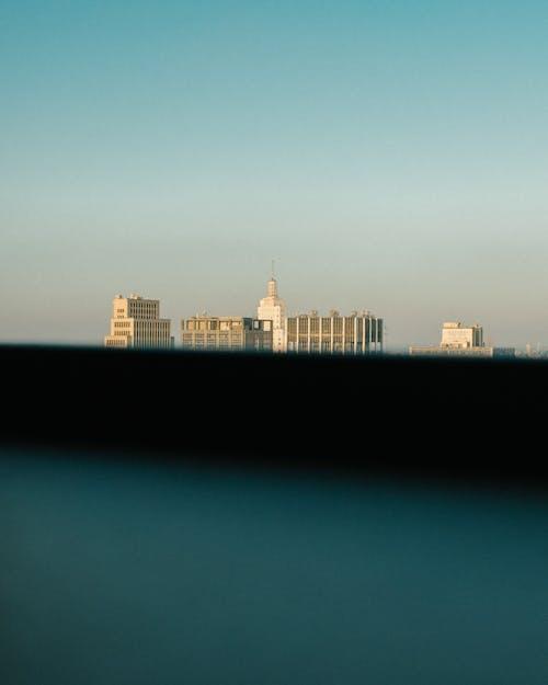 Ingyenes stockfotó alkonyat, építészet, épület, este témában