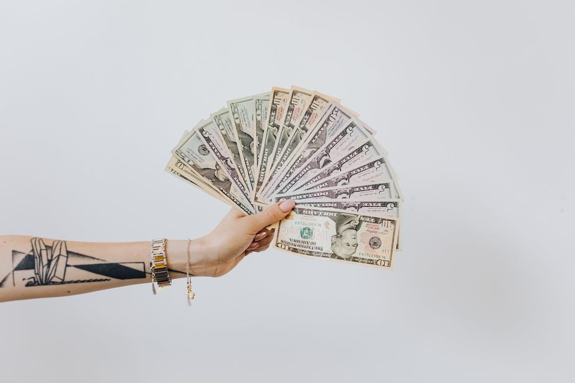 Foto stok gratis akuntansi, anggaran, bon