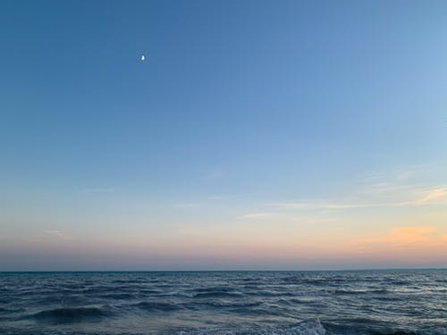 Free stock photo of beach sunset, canada, lake, lake erie