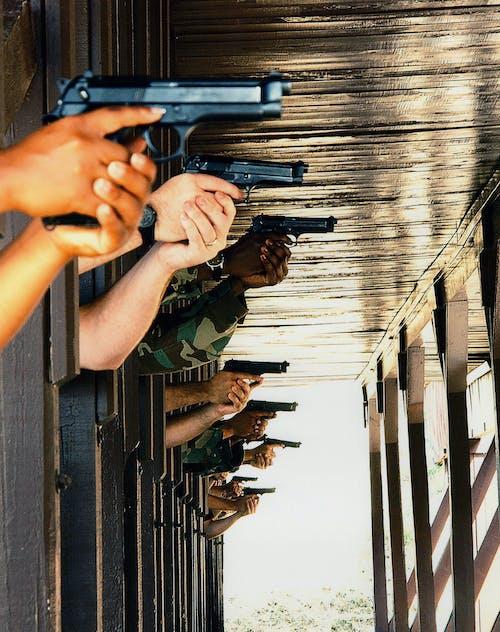 Imagine de stoc gratuită din adult, aprindere, armă, arme