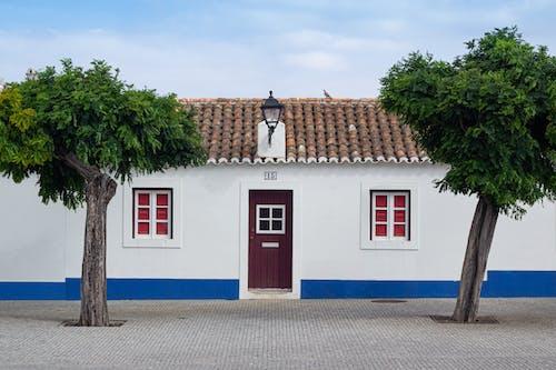 Photos gratuites de alentejo, maison, porto covo, portugal