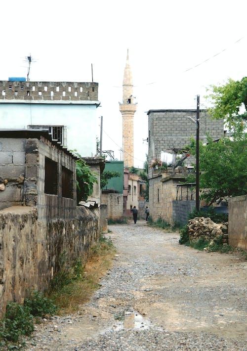Free stock photo of mosque, street, turkey