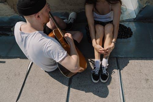 Ảnh lưu trữ miễn phí về Âm nhạc, bài hát, cặp vợ chồng, cây chà là