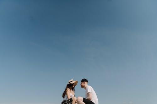 copy space, 관계, 꿈 꾸는 사람, 날짜의 무료 스톡 사진