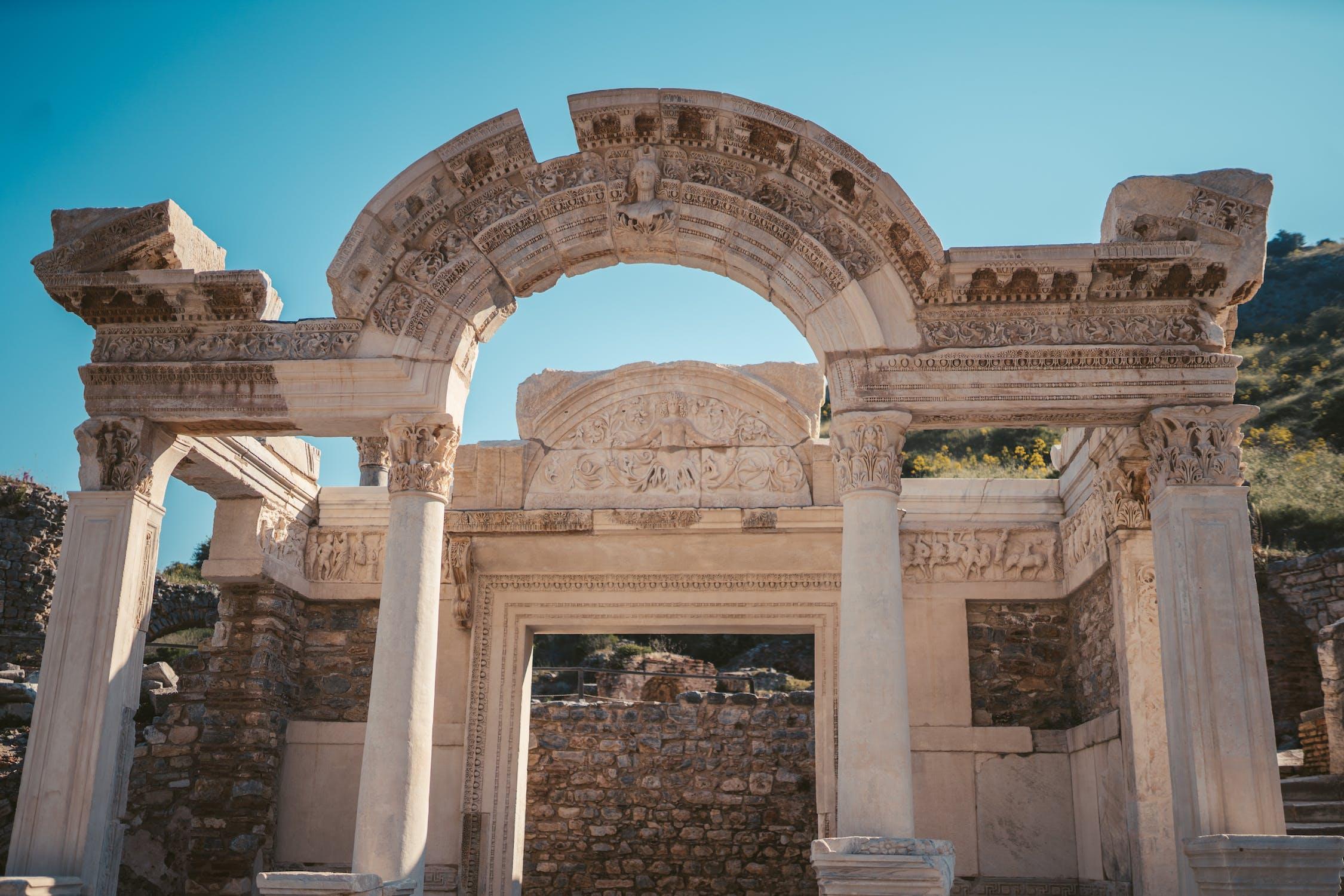 Ephesus is an ancient city in Turkey's Central Aegean region