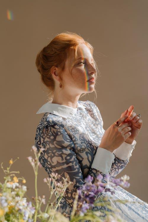 Gratis stockfoto met adel, charmant, dame, edel