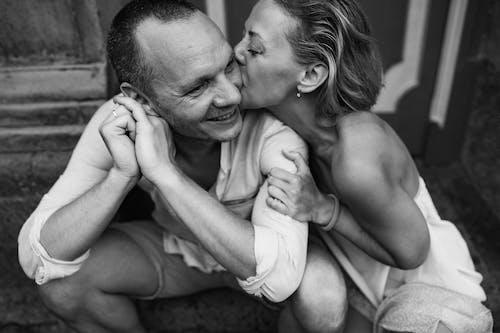 Photos gratuites de adulte, affection, amour, baiser