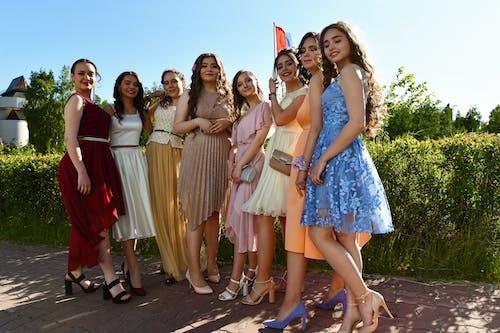 Immagine gratuita di donna, девичник, девушки, молодые девушки