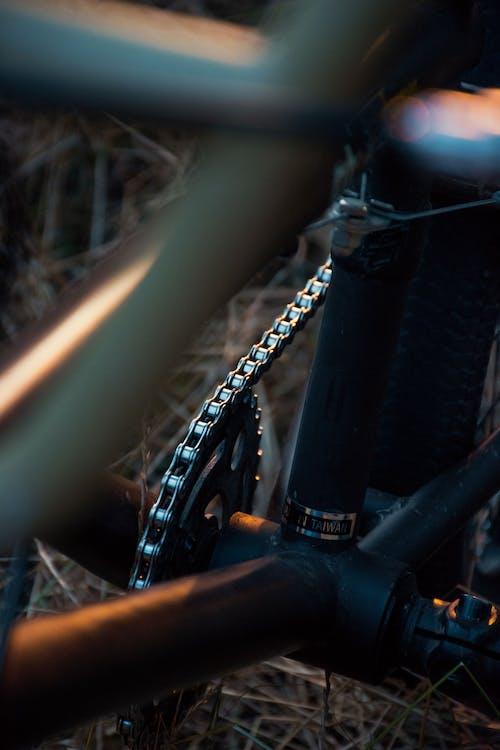 BMX, アクション, グリーンバイク, ドライブの無料の写真素材