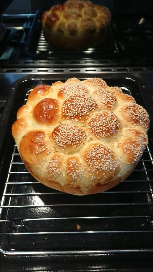 芝麻籽, 麵包 的 免费素材图片