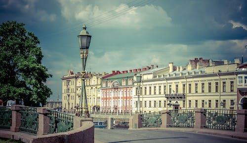 俄國, 圣彼得堡, 城市, 城鎮 的 免费素材照片