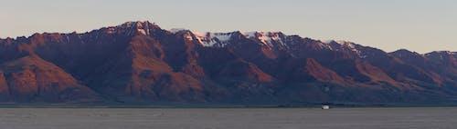 Gratis lagerfoto af bjerg, fremtrædende, lys, morgengry