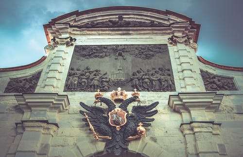 旅遊景點, 旅遊目的地, 王冠, 老鷹 的 免费素材照片
